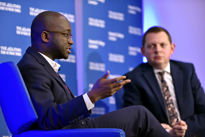 Event, function, evening event, speaker, talk, public forum, public function,  hospitality,  private function, VIP, politician, Sam Gyimah