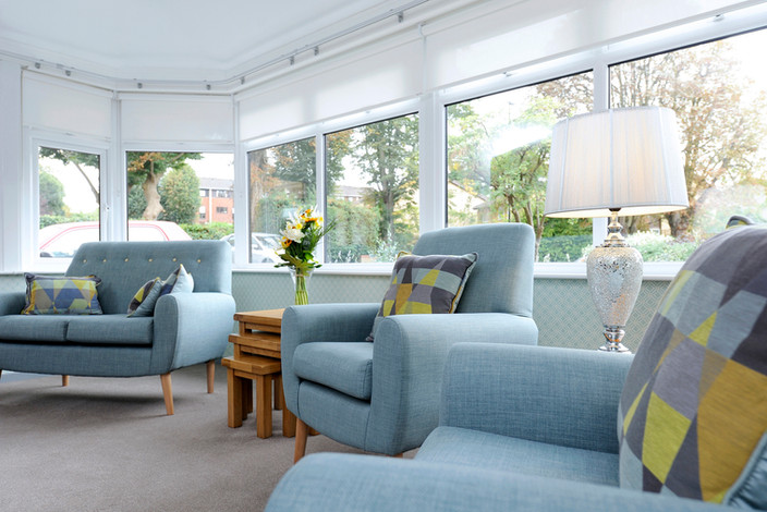 interiors, residential, residential development, care home,  domestic interiors, room, lounge