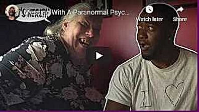 Messing With a Paranormal Psychic Video. Failure to prank the psychic.