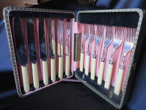 Rusnorstain Cutlery Set