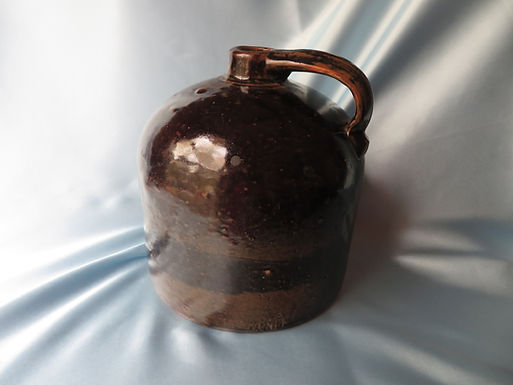 Antique Minnesota Stoneware Whiskey Jug