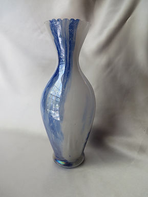 Gorgeous Hand Blown Mystery Vase