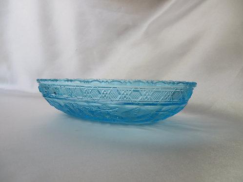 Tiara Indiana Glass Relish Dish