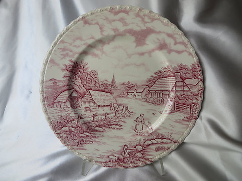 Myott Fine Staffordshire Ware Plate