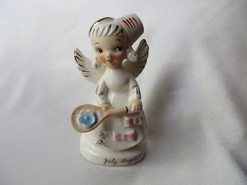 "Ucagcon  Lefton ""July Angel"" Figurine"
