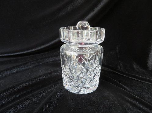 Waterford Crystal Honey Jar