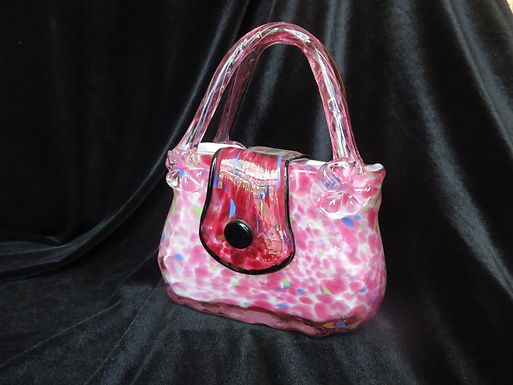 Art Glass Handbag