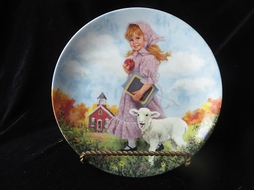 """""""Mary Had a Little Lamb"""" Mother Goose Series"""
