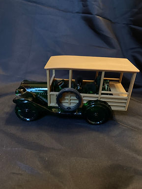 Avon 1923 Star Station Wagon Aftershave Decanter