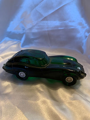 Avon Jaguar Car Decanter