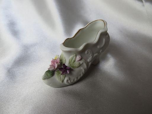 Lefton Porcelain Shoe