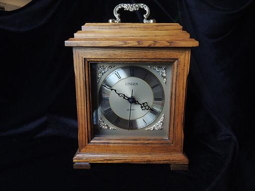 Linden Mantle Clock