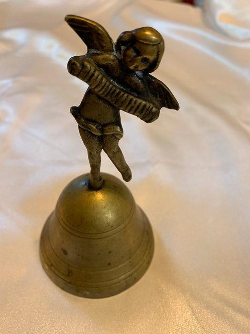 Brass Angel Bell