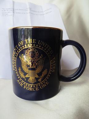 Air Force One Coffee Mug