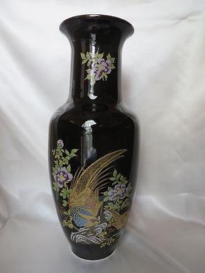 Black Heisei Vase
