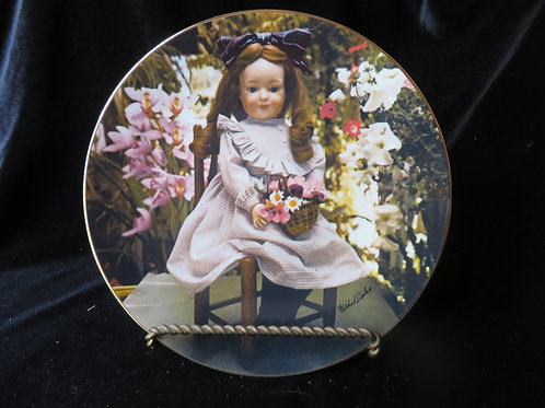 """""""Lucy"""" Collector's Plate"""