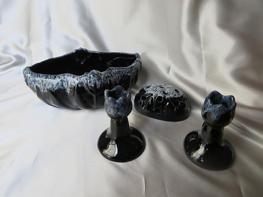 Van Briggle Pottery Set