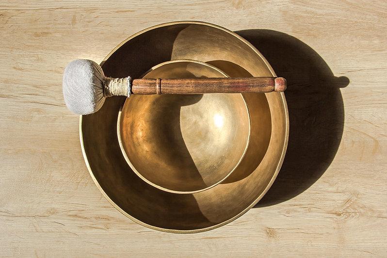 singing-bowl, Klangschalen Meditation, Münchener Salzgrotte