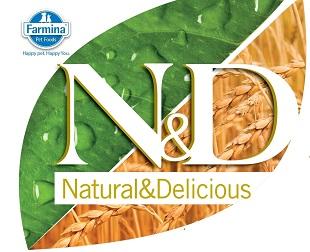 Farmina. Natural&Delicious