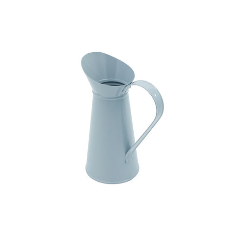 Metal Pitcher Blue Color