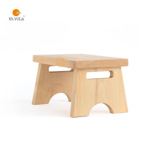 Montessori Wood Working Stool