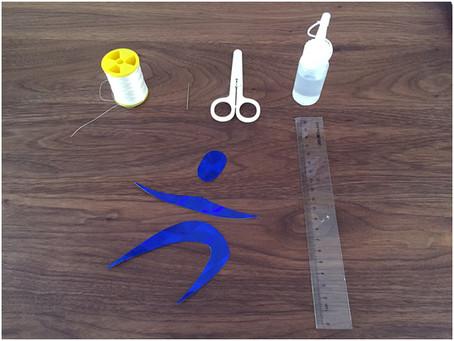 How to assemble Montessori Dancers Mobile