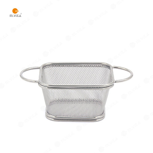 Stainless Steel Strainer with Handles