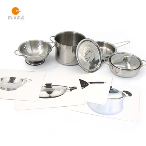 Objects with Similar Cards: Kitchenware