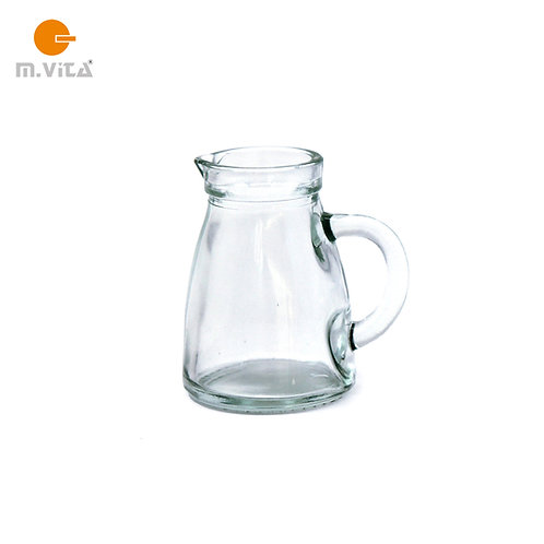 Mini Glass Pitcher 50ml (extra thick)