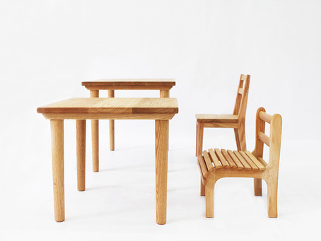 Kids Furnitures (Sold out)