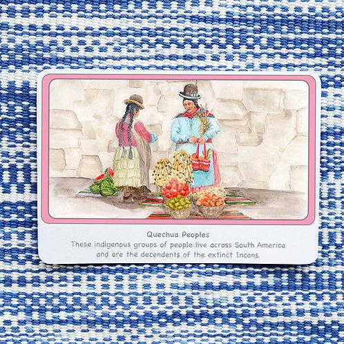 Culture Cards South America