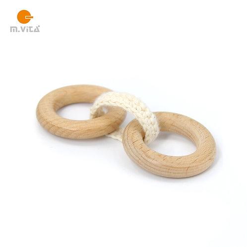 Interlocking Rings Montessori Grasping Material