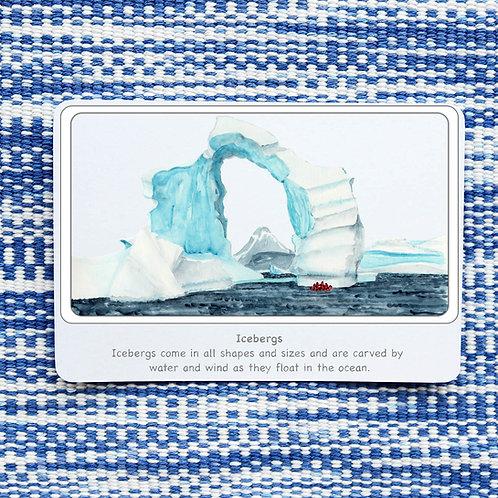 Culture Cards Antarctica