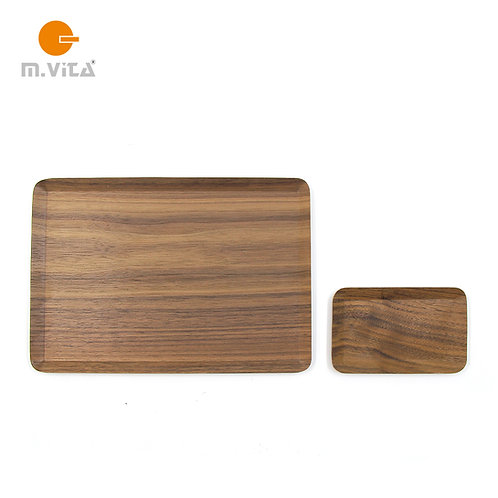 Walnut Color Tray 2 Size Options