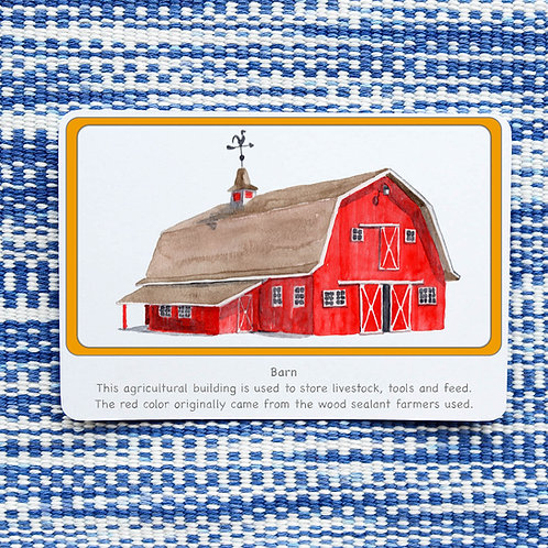 Culture Cards North America 8cards