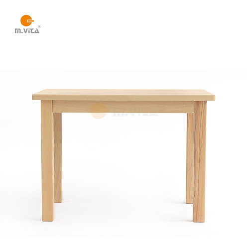 CASA Natural Wood Working Table
