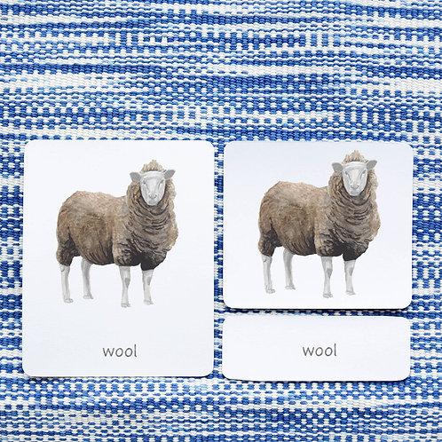PARTS OF: SHEEP FARM
