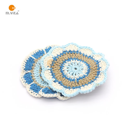 Handmade Crochet Coasters/Doilies Set of 2