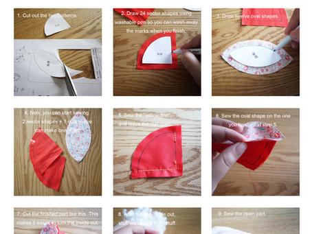 How to make a Montessori Kicking Ball