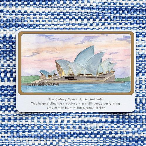 Culture Cards Oceania