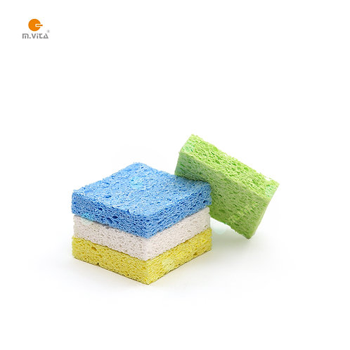 Small Cleaning Scrub Sponges