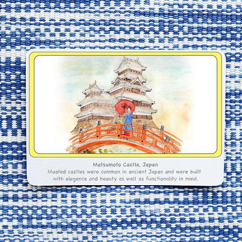Culture Cards Asia