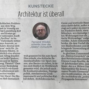 Tageblatt Mai 2018