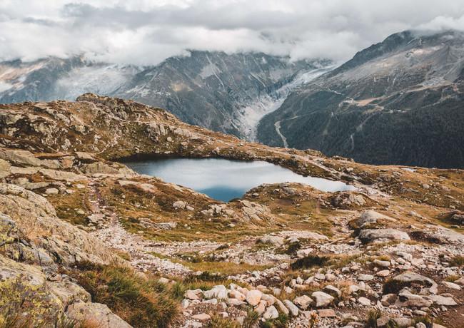 Lac-Blanc-Chamonix-Randonnée-Hexatrek