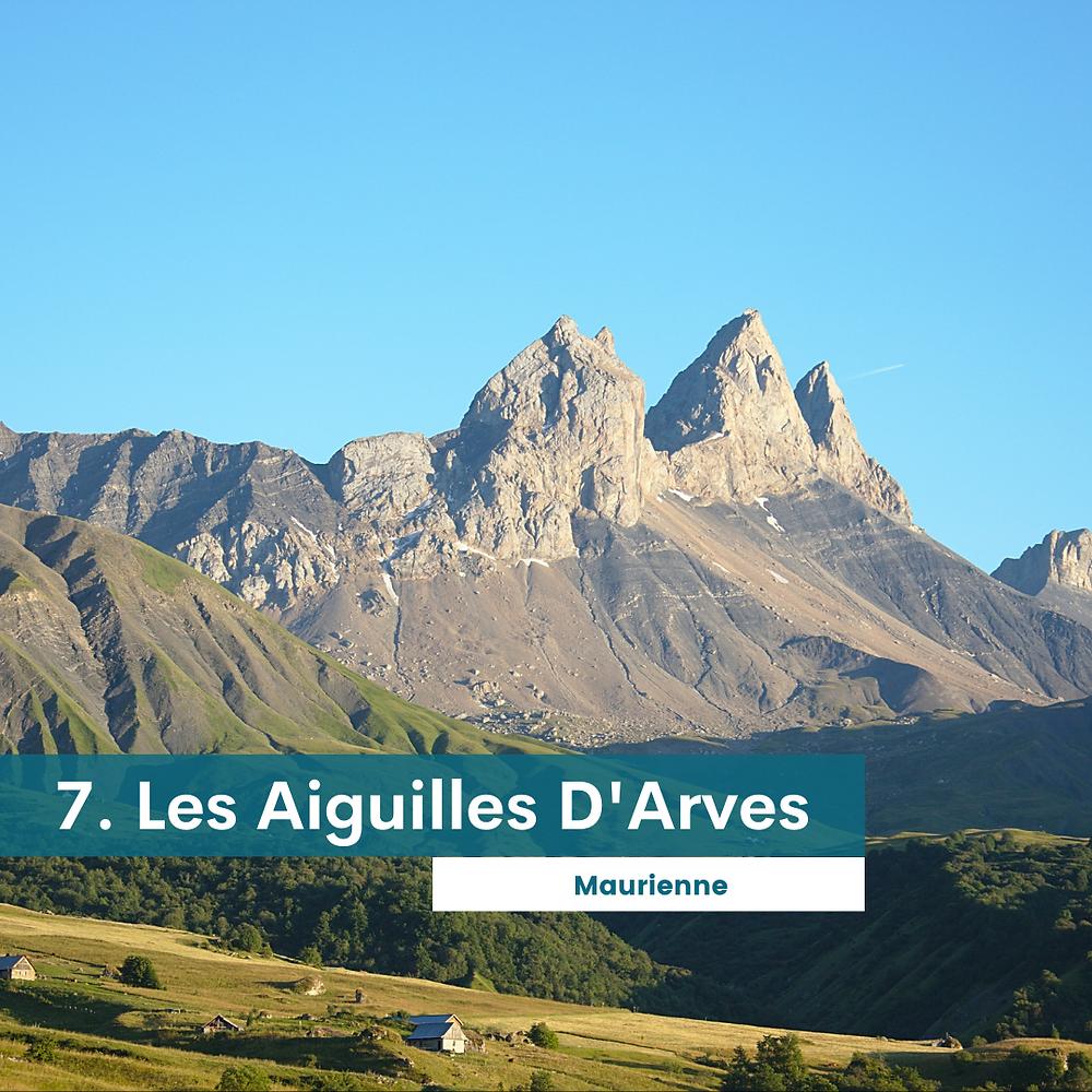 Les Aiguilles d'Arves - Maurienne - Randonnée