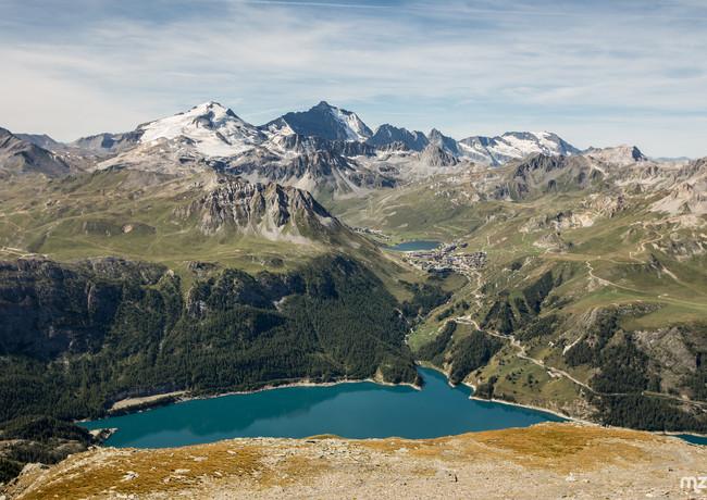 Lac Du Chevril - Savoie - Hexatrek randonnée