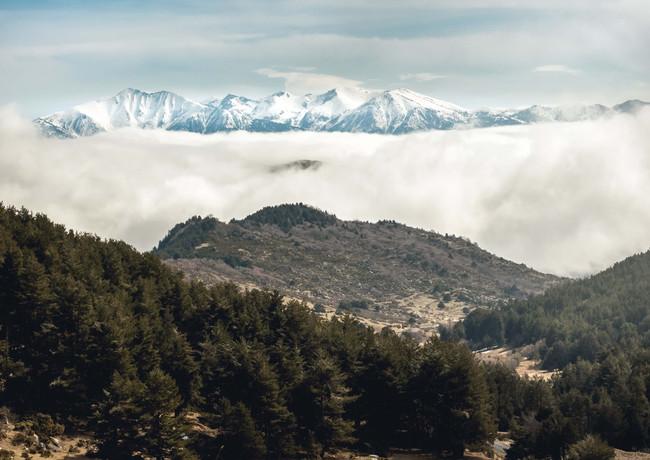Vallée des Garrotxes - Pyrénées-Oriental