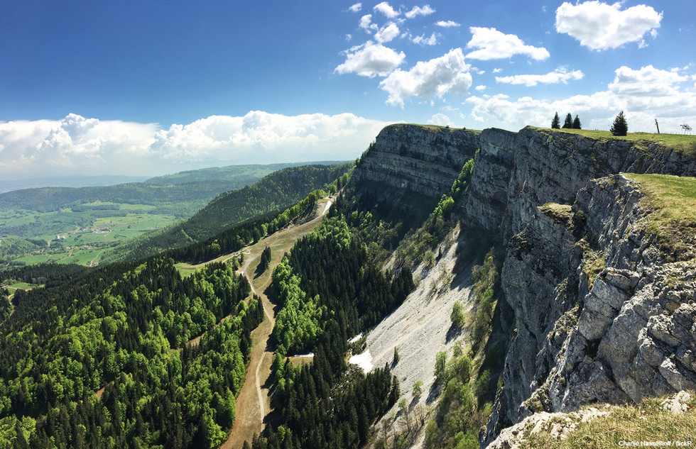 Mont D'or - Jura - Hexatrek-Etape1-Rando