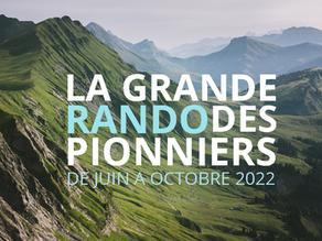 La Grande Traversée de la France - Marche des Pionniers