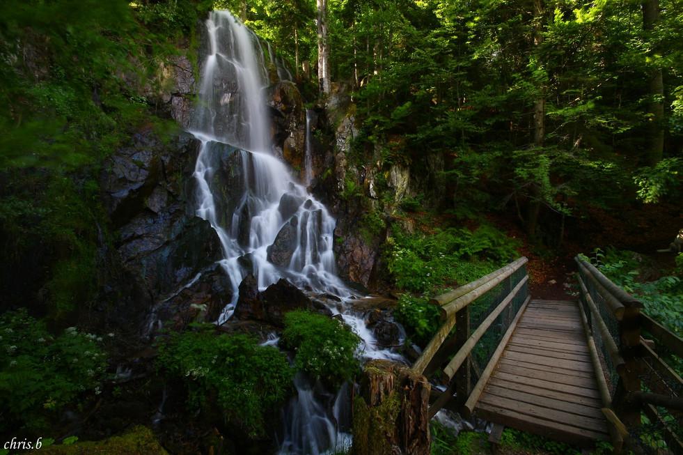 Cascade du Hohwald - Vosges - Hexatrek-E
